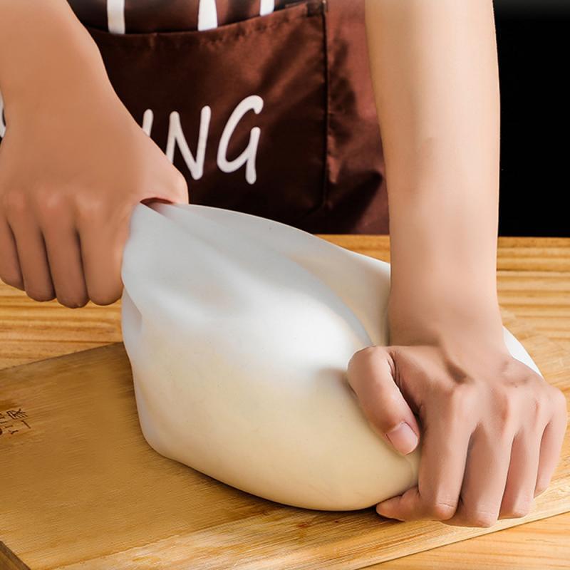 Силиконовая разминающая искусственная теста, антипригарная мука, искусственные многоразовые кухонные Кондитерские инструменты для хлеба,...