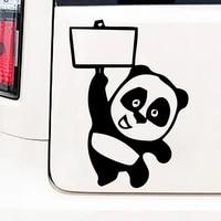 art design panda vinyl wrap car both body stickers decal car wrap vinyl film automobiles products car accessories