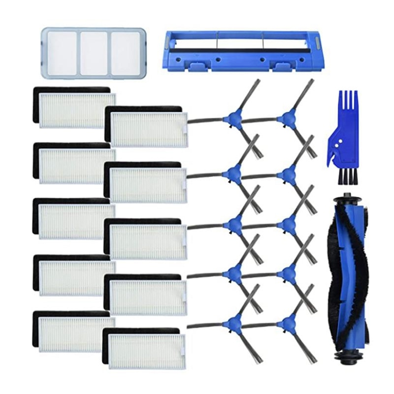 Replacement Accessories Kit Compatible for Eufy RoboVac 11S RoboVac 30 RoboVac 12 RoboVac 30C RoboVac 35C RoboVac 15C