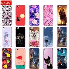 Coque de téléphone en Silicone pour Xiaomi Mi 5 Mi5 M5 coque de téléphone transparente pour Xiomi mi5 Mi 5 m5 nouveau design