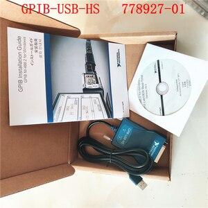 One year warranty for new Ni gpib-usb-hs GPIB card 778927-01