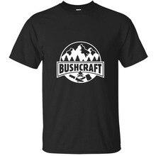 Print Bushcraft & Survival Tshirt Meisje Jongen Ademend Mannen T-shirts Big Size Xxxl T-shirt Kleding Natuurlijke