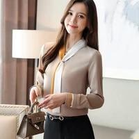 women shirts blouses blusa feminina womens loose chiffon blouse womens tops and blouses