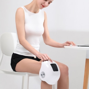 Electric Knee Wrap Massager With Infrared Heat Vibration Air Pressure Therapy Massage for Joint Pain Relief