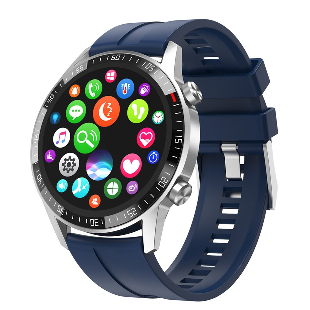 Multifunction Practical Large Screen Q88 Smart Watch Music Alarm And Dustproof Large Capacity Male Smart Watch