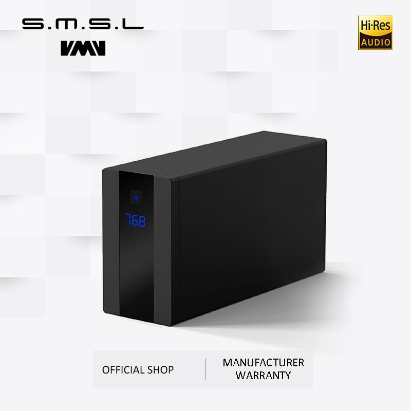 New Version SMSL Sanskrit 10th SK10 MKII Hifi Decoder AK4493 DSD512 AUDIO DAC Pre-out Accelerometer Support OTG Remote Control