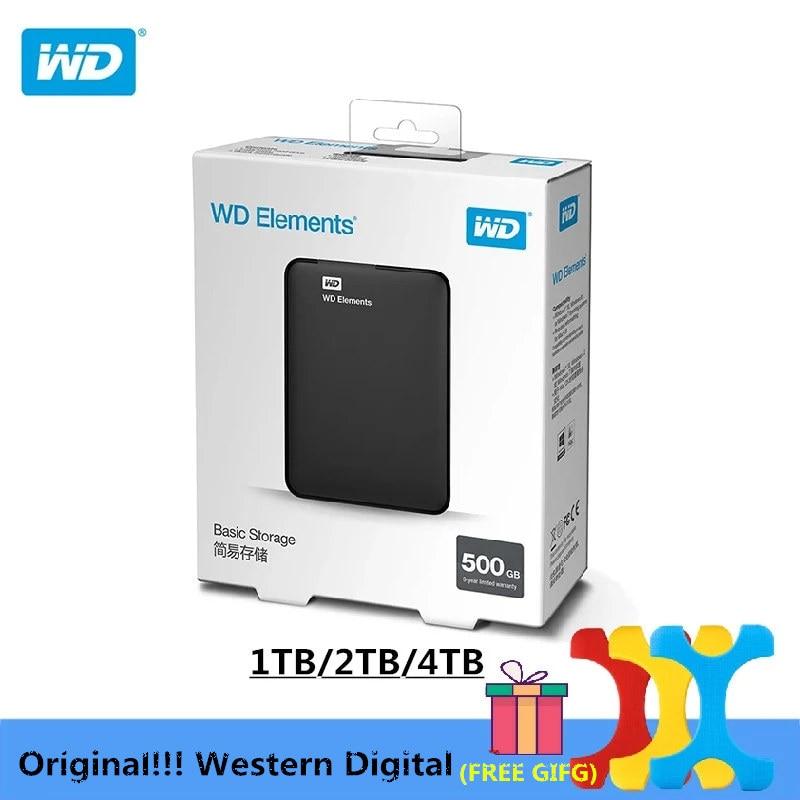 أصلي!!! ويسترن ديجيتال WD عناصر القرص الصلب قرص صلب HDD 2.5 \