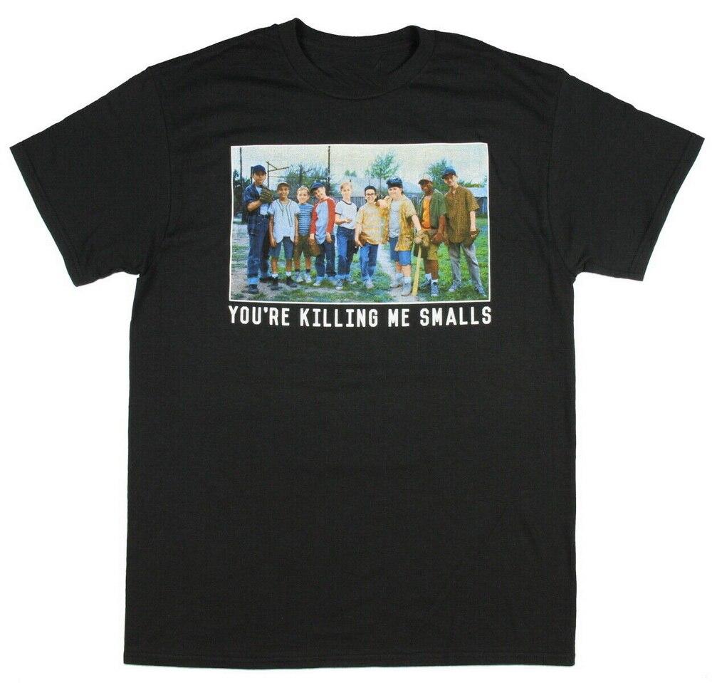 El solar hombres estás matando Smalls grupo de tiro foto gráfico Tops Tee T camisa Unisex camiseta