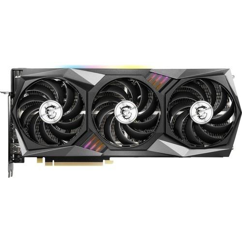 MSI GeForce RTX 3070 Gaming X Trio 12GB GDDR6 PCI-Express 4.0 Graphics Card (GeForce RTX 3070 GAMING X TRIO) enlarge