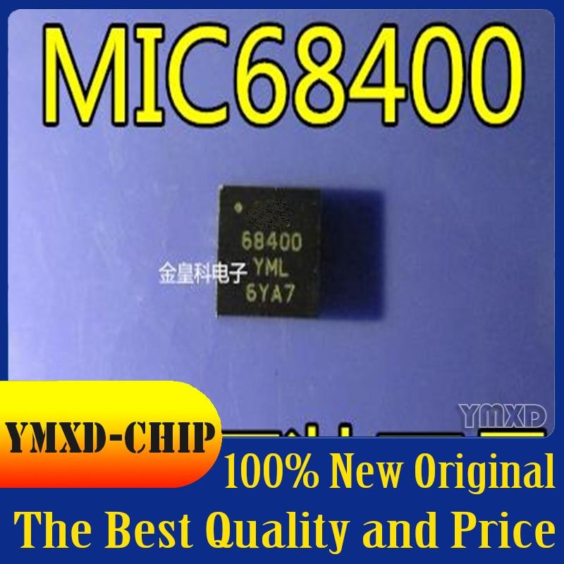 10 Teile/los Neue Original MCU MIC68400YML-TR MCU Mikrocontroller QFN16 Auf Lager