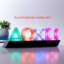 Neon Light Game Voice Control Pictogram Licht Sfeer Acryl Bar Decoratieve Lamp Dimbare Bar Club Ktv Muur Commerciële Verlichting