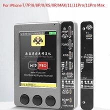 W13 Pro Programmierer LCD Umgebungs Licht Sensor Vibrator Reparatur Touch/Display EEPROM Für iPhone 7-XS/XSM XR 11 pro Max