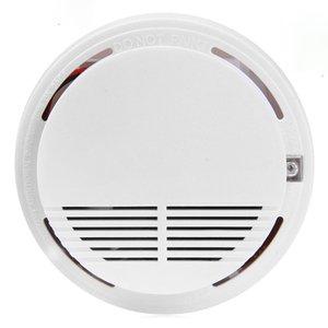 Acj168 Independent Smoke Alarm Smoke Alarm Independent Smoke Detector Wireless Home Fire  And Light Sensor Sensor