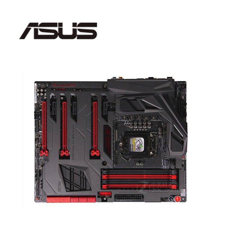 Для Asus Maximus VII Formula настольная материнская плата Z97 LGA 1150 для Core i7 i5 i3 SATA3 USB3.0 оригинальная б/у материнская плата