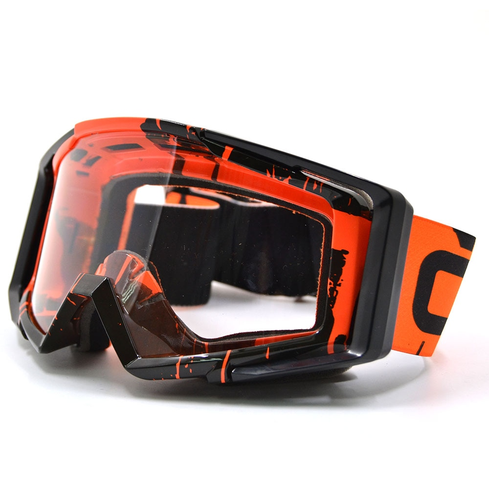 Motorcycle Goggles Off Road Pit Dirt Bike ATV Motocross Adult helmet Glasses Gafas Cycling Riding Goggle Windproof Glasses vintage motorcycle motocross goggles pilot motorbike mx flying goggles leather glasses atv retro helmet for cycling pit bike