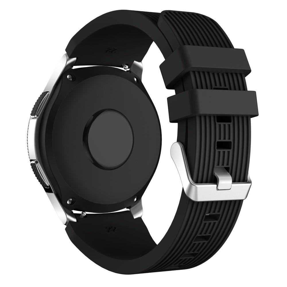 Correa de silicona para Samsung galaxy Watch, repuesto de pulsera deportiva de...