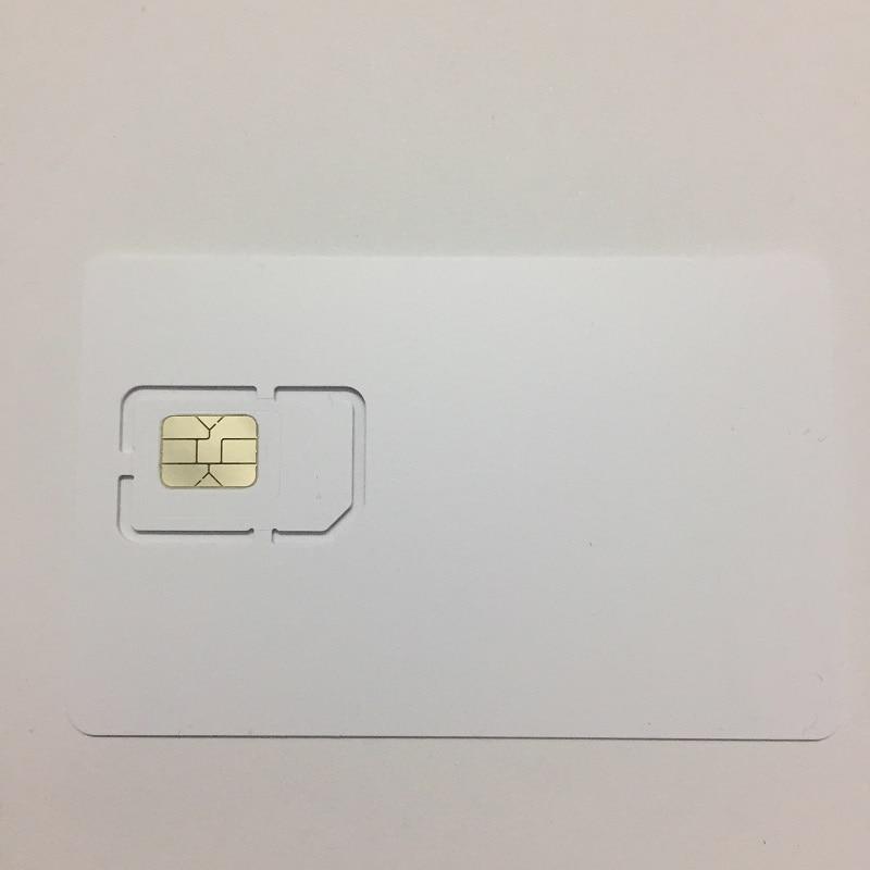 OYEITIMES Blank SIM Card 4G LTE Programmable SIM Card Mobile Phone SIM Card ICCID IMSI PIN PUK ADM KI Milenage COMP128 Algorithm enlarge