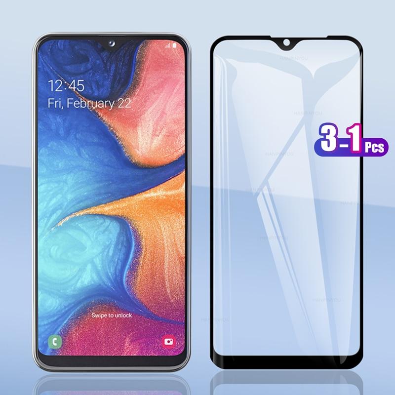 Do Samsung Galaxy A20e A10e SM-A202F SM-A102U A102U1 pełna pokrywa szkło hartowane Screen Protector przeciwwybuchowa folia ochronna