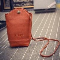 Женская сумка для мобильного телефона, женские сумки через плечо, ретро сумки из искусственной кожи, мини-сумки, новинка 2020