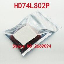 100PCS HD74LS02P DIP14 HD74LS02 DIP SN74LS02N 74LS02 74LS02N nieuwe en originele IC