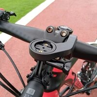 1 set bicycle gps bracket adjustable for garminbrytonxoss bike computer holder mount stand stopwatch replacement rack