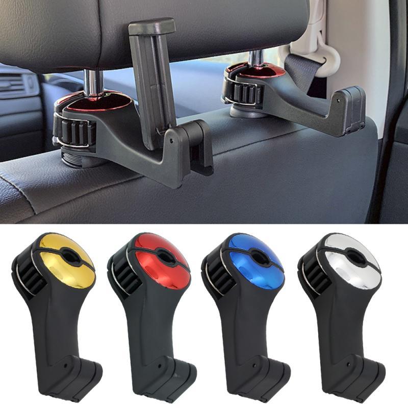 Держатель для телефона, автомобильная вешалка для audi a4 b6, подвеска для спинки сиденья, крючок для хранения, держатель для телефона, автомоби...