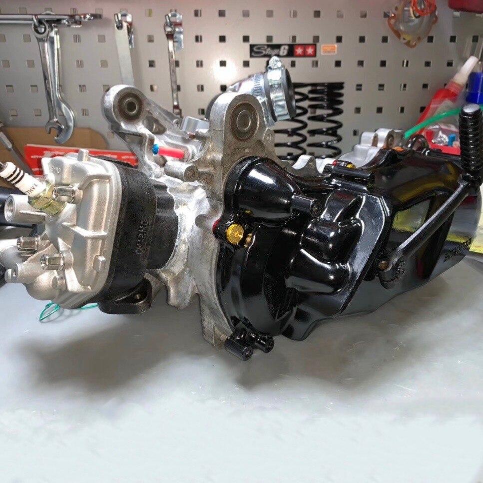 ZX50 AF34 Engine 70cc Kit For Race Tuning Big Bore Cylinder 47mm Racing Transmission Clutch Variator Belt Zx 50 Af 34