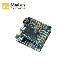 New Matek Systems F411-WSE STM32F411CEU6 Flight Controller Built-in OSD 2-6S for RC Airplane Fixed W