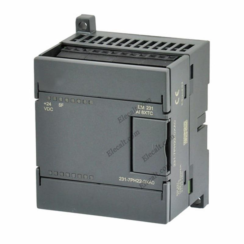 6ES7231-7PH22-0XA0 совместимый PLC модуль 6ES7 231-7PH22-0XA0 S7-200 EM231 аналоговый модуль 2 года гарантии