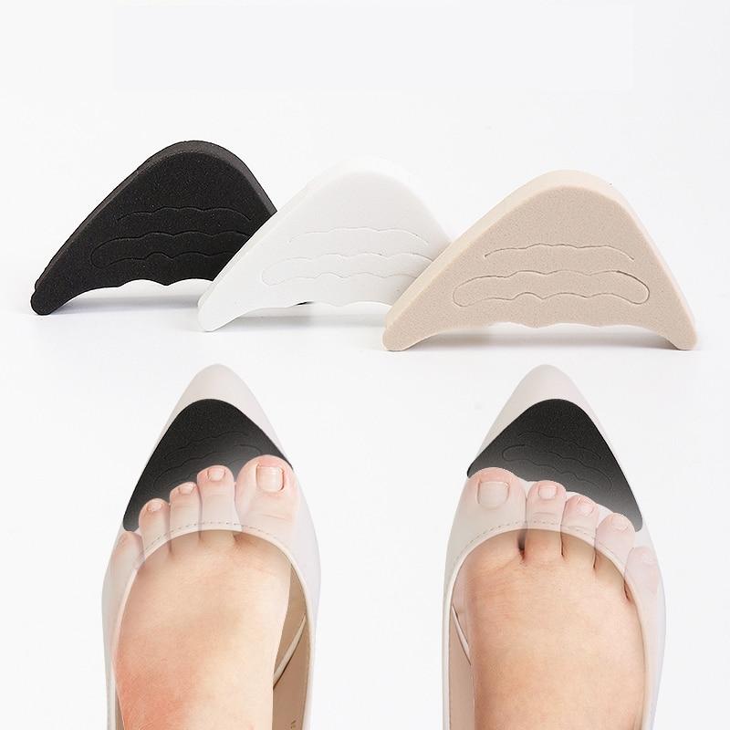 1 пара, женские туфли на высоком каблуке, вставки с заглушками, обувь для больших носков, наполнитель спереди, подушки, обезболивающие, аксес...