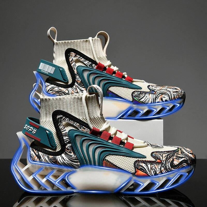 Мужские кроссовки для бега, новинка 2021, осенние дышащие кроссовки для мужчин, мужская спортивная обувь для бега и ходьбы