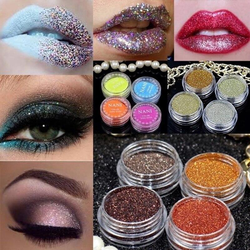 Фото - Eye shadow Palette Shimmer  Eye Shadow Powder Palette Matte Eyeshadow maquiagem profissional Cosmetic Makeup mac small eye shadow pro palette перламутр