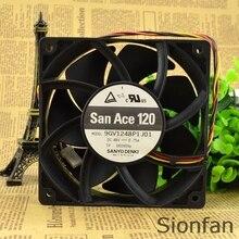 Pour Shanyang SANACE120 9GV1248P1J01 48V 0.75A ventilateur de serveur. Test De Fonctionnement