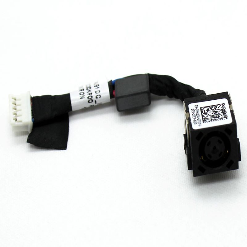 For Dell Latitude E6440 0HH3J4 Laptop DC In Power Jack Cable Charging Port Connector
