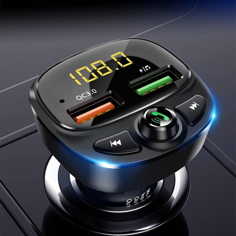Автомобильное зарядное устройство USB 2020, 12 В, прикуриватель, автомобильное зарядное устройство с двумя USB-портами, автомобильное зарядное ус...
