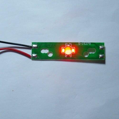 100 قطعة zzm-001 ثنائي الفينيل متعدد الكلور ث/الضوء في اثنين من الطرود