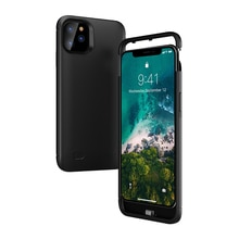 5200mAh 6200mAh batterie étui pour iPhone 11 11pro 11 pro Max Powerbank Portable chargeur de batterie étui pour iPhone couverture batterie dalimentation