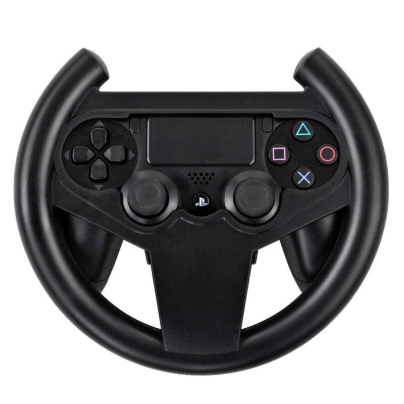 Hohe Qualität Gaming Racing Lenkrad Für Sony PS4, Kompakte, Leichte Gamepad Joypad Grip Controller Mit Abnehmbare Abdeckung