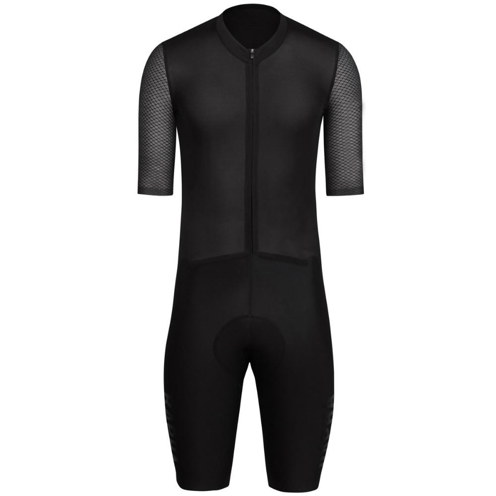 High Quality Cycling Skinsuit short sleeve Men's Triathlon Mtb Bike Sport Cloths Maillot Ciclismo Jumpsuits Road Bike Suits