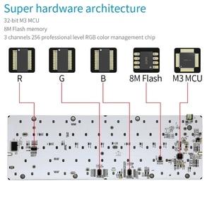 LX9B GK61 Hot Swappable Portable RGB Backlit Gaming Mechanical Keyboard Gateron key