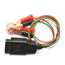 CHIZIYO Professionelle OBD2 Automotive Batterie Ersatz Werkzeug Auto Computer ECU MEMORY Saver Notfall Netzteil Kabel