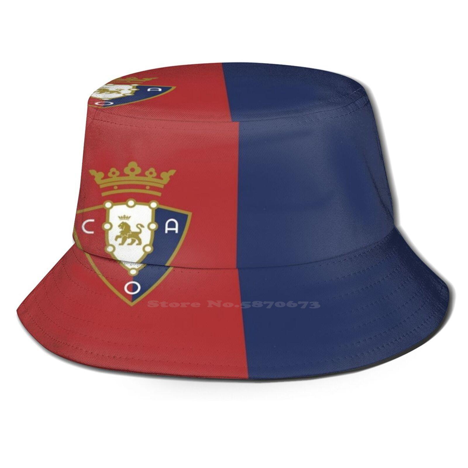 Osasuna Villarreal Fc-sombreros de Panamá para pescar al aire libre, Sombrero de...
