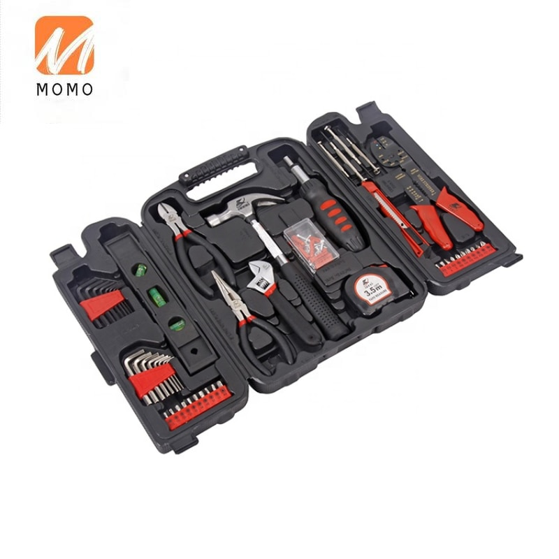 High-quality H4001A hand tools 129 pieces kits wholesale household hardware tool sets