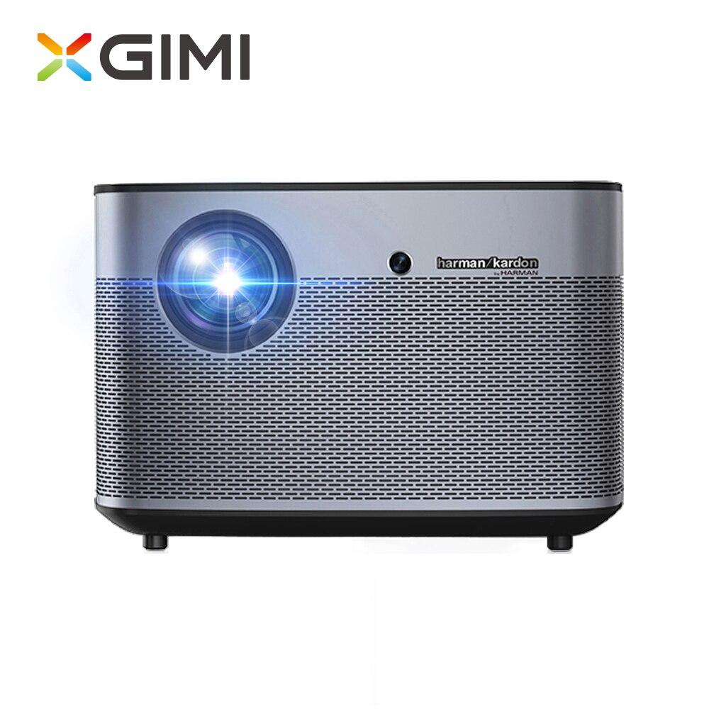 XGIMI H2 1080P Full proyector HD DLP 1350 lúmenes ANSI soporte 4K Android Wifi Bluetooth 3D proyector de cine en casa IMTV pro