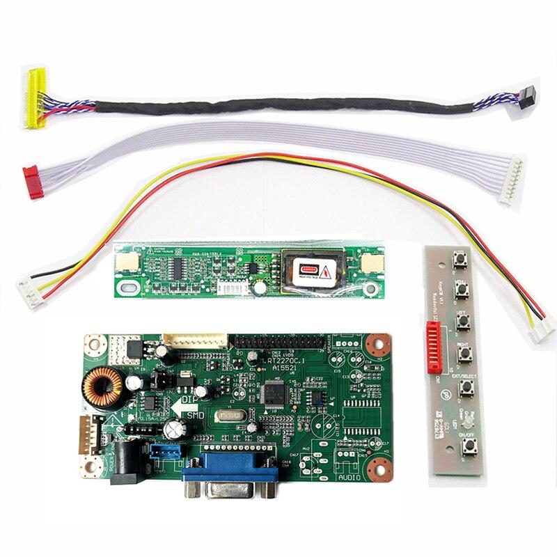 Latumab سائق مجلس ل LQ150X1LG45 LCD رصد لوحة M.RT2270C.1 A15521 GZ-ROWARD تحكم مع VGA
