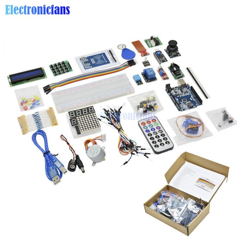 Стартовый набор RFID для Arduino UNO R3, обновл