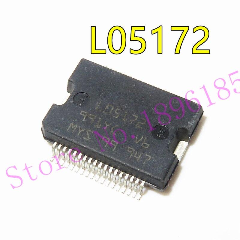 1 Uds. L05172 LO5172 HSOP-36 Placa de ordenador del coche chip de Energía HSSOP36 M7 chip de controlador de cerebro pequeño tu-rtle
