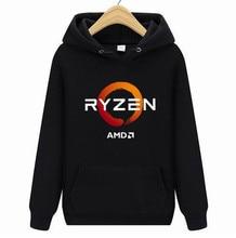 New 2020 PC CP CPU Uprocessor AMD RYZEN print hoodies Men/Women hooded Sweatshirt Spring Autumn Male/ladies casual hoodies