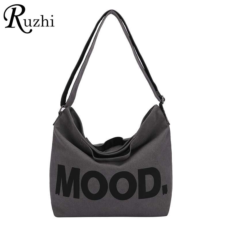 Comfortable Sporty Bag Leisure Bags For Women Simple And Versatile Canvas Shoulder Bags Convenient H