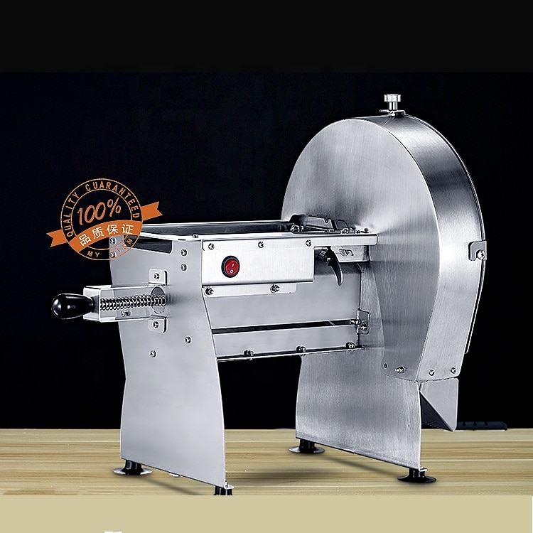 Commercial fruit and vegetable slicer potato slicer processing machine potato slicing machine enlarge